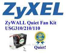 Quiet Fan for ZyXEL USG310 USG210 USG110 Only 12dBA Noise Best for HomeNetwork