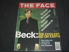 1997 MAY THE FACE MAGAZINE - BECK COVER - GREAT PHOTOS INSIDE - F 4009