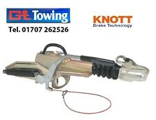 Genuine Knott Avonride Ifor Williams KFG27 2750kg Braked Coupling Hitch - P00335