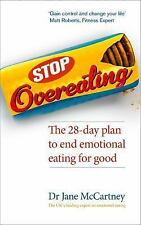 NEW - Stop Overeating: The 28-Day Plan to End Emotional Eating For Good