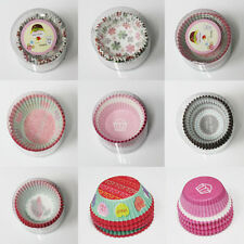 "100pc 2"" Mini Paper Cake Cup Chocolate Liners Baking Cupcake Muffin Case New"