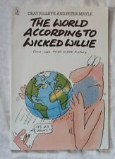 1988 Paperback - THE WORLD ACCORDING TO WICKED WILLIE by G Jolliffe & P Mayle