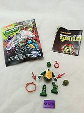 Mega Bloks Teenage Mutant Ninja Turtles Series 2 Raphael or Raph - NEW