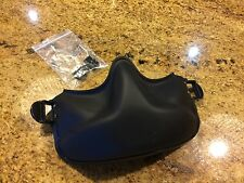 HGU 56 Helmet HGU56 Face MFS Maxillofacial Shield & Hardware kit black USA
