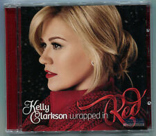 1 Cent CD: Wrapped in Red by Kelly Clarkson (CD, Oct-2013, RCA) NEW & SEALED
