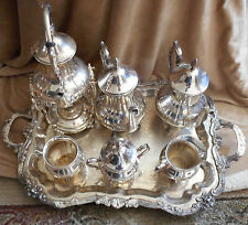 Tea & Coffee Set - Sheridan Taunton Silversmiths LTD