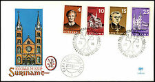 Suriname 1966, Redemptorists Mission FDC First Day Cover #C35506