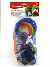 PROJECT PARTNER BUNGEE CORD SET - 6  PACK (70622)