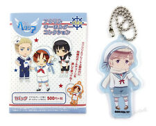 Hetalia The World Twinkle Acrylic Keychain RUSSIA Anime Strap Charm *US Seller*