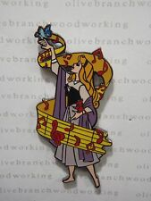 Disney Auctions P.I.N.S Sleeping Beauty BRIAR ROSE SINGING Aurora Song Pin LE500