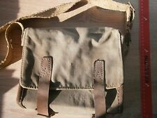 SIGNAL PISTOL BAG WWI WWII USSR RUSSIA ?  CASE GUN COVER PISTOL POUCH