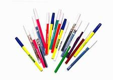 Bulk Lot of 1,000 Pens - Misprint Plastic Stick Pens