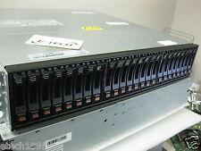 IBM DS3524 2U SAN Solution 7.2TB Storage Dual Cont, 8GB FC,300 GB SAS Drives