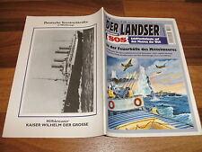 LANDSER Präsentiert:  SOS 136 // FEUERHÖLLE MITTELMEER / im Einsatz für Rommel