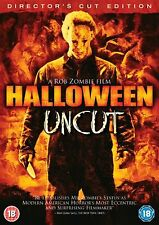 HALLOWEEN PART 1 DVD DIRECTORS CUT -UNCUT EDITION Jamie Lee Curtis Rob Zombie UK