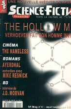 SCIENCE FICTION MAGAZINE N° 11--THE HOLLOW MAN/THE NEMELESS/AYERDHAL/RESNICK