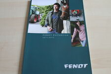 127730) Fendt - Kollektion - Prospekt 2011