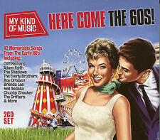 MY KIND OF MUSIC HERE COMES THE 60S! - 2 CD BOX SET - THE EVERLY BROTHERS & MORE