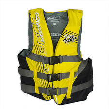 Bluewater CONCEPT NYLON L50 (PFD2) Yellow Vest - Large **FREE DELIVERY**