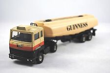 Rare Corgi FORD Transcontinental Truck & GUINNESS Road Tanker Trailer Made in UK