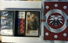 2 x GWENT DECK CARDS FROM THE WITCHER 3 BLOOD AND WINE POLISH LIMITED EDITION!