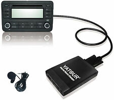 AUX Adapter Bluetooth BT Interface USB SD MP3  CD VW 12pin für VW T5 Multivan