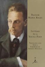 Letters to a Young Poet by Rainer Maria Rilke (2001, Hardcover)