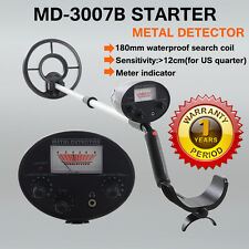 New Underground w/Waterproof Metal Detector Detecting Search Gold Digger Hunter