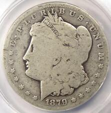 1879-CC Morgan Silver Dollar $1 - ANACS G4 - Rare Certified Carson City Coin