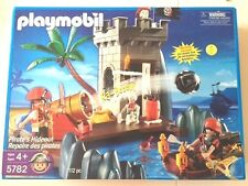 PLAYMOBIL 3645 NEW SEALED Pirates Hideout island fort cannon NIB