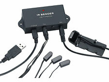 Infrarot-Verlängerung IRV-200 für bis zu 3 HiFi-/Heimkino-Geräte Receiver NEU
