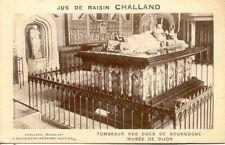 NUITS-SAINT-GEORGES jus de raisin CHALLAND négociant tombeaux des ducs bourgogne