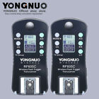 YONGNUO RF-605 = RF-602+ RF603 Wireless Flash Trigger for Canon