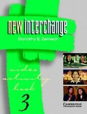 New Interchange Video Activity Book 3 (New Interchange English for International