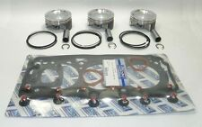 NEW SEADOO RXP RXT COMPLETE TOP END REBUILD PISTON KIT SUPERCHARGED 215 225 260