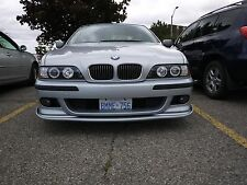 BMW E39 HAMAAN M5 FRONT LIP DIFFUSER 1996 97 98 99 02