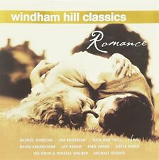 Windham Hill Classics: Romance (2000, US) David Arkenstone, Jim Brickman,.. [CD]