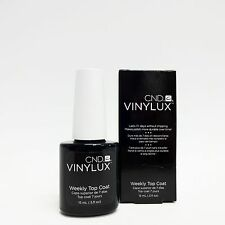 CND Creative VINYLUX Weekly Nail Polish Top Coat .5oz/15ml