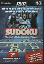Imagination Interactive DVD Game ~ SUDOKU Brand New!! FREE SHIPPING!!!!