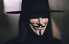 Poster A3 V de Vendetta