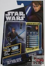 "ANAKIN SKYWALKER CW45 Star Wars Clone Wars 2010 3.75"" Inch ACTION FIGURE"