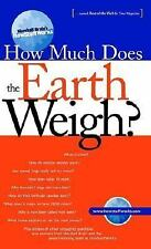 NEW - How Much Does the Earth Weigh (Marshall Brain's How Stuff Works)