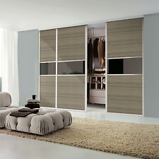 Luxury Sliding Wardrobe Doors for Bedrooms - Custom Made to your measurements