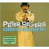PETER SELLERS - GOODNESS GRACIOUS ME !        2 x CD Album        (2012)