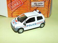 RENAULT TWINGO POLICE 1993 NOREV 1:43 boite carton