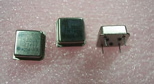 5 pcs 25.000Mhz CRYSTAL OSCILLATOR 1/2 SIZE METAL CAN NDK 25 Mhz