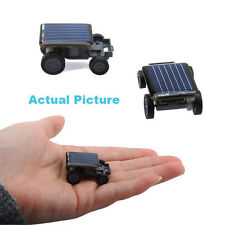 Mini Solar Power Energy Car Racer Moving Educational Toy Children Kids Boy Game