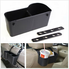 Cup Holder/Storage Box Car Headrest Seat Back Mount Organizer for Passenger