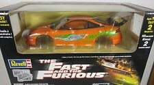 Revell The Fast and Furious 1995 Mitsubishi Eclipse Kit 1/25 RARE!  never opened