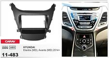 CARAV 11-483 fascia install dash kit for HYUNDAI Elantra Avante MD double DIN